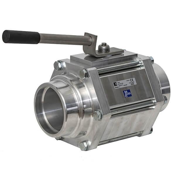Aluminum ball valves jouka